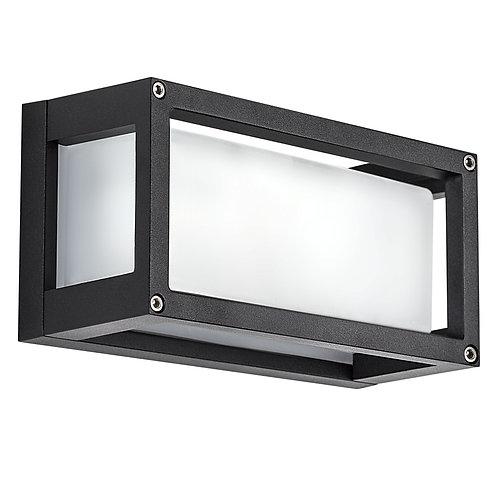 Vegglampe svart - Brick