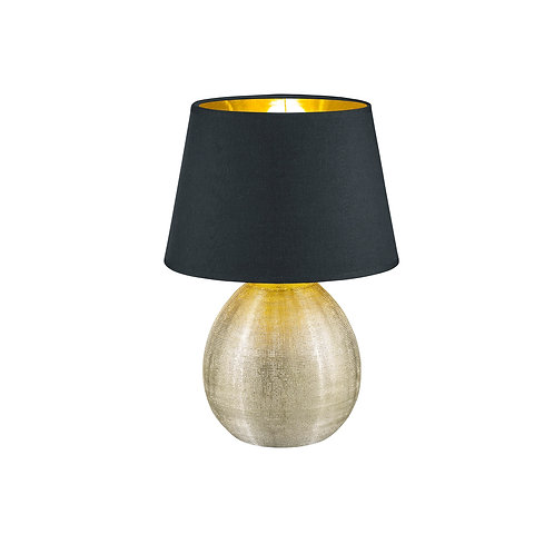 Bordlampe svart - Luxor II