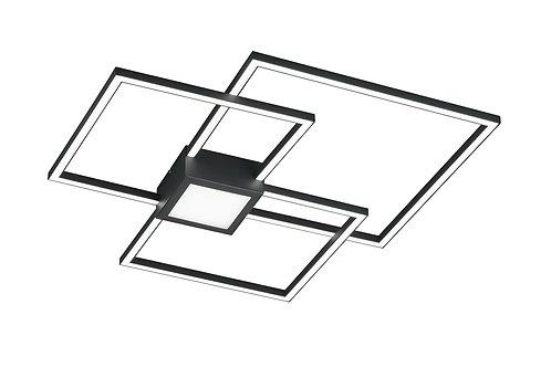Taklampe svart - Hydra II