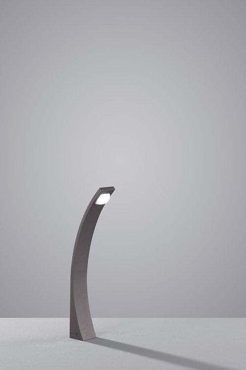 Design utelampe grå - Seine