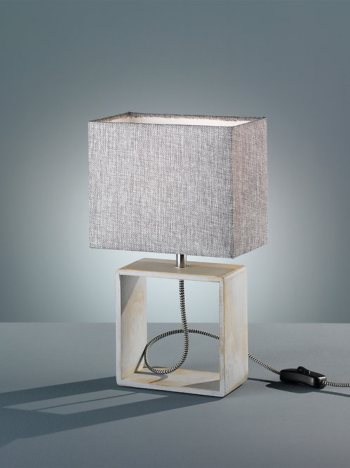 Design bordlampe grå - Tick