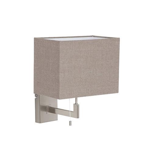 Design vegglampe grå - Louis