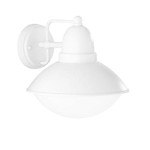 Vegglampe hvit - Amur