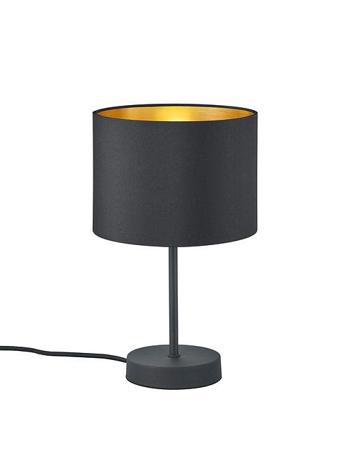 Bordlampe svart - Hostel