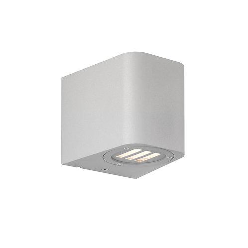 Vegglampe sølv - Bogota