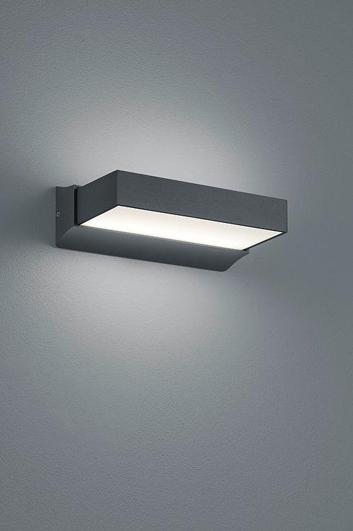 Vegglampe grå LED - Cuando