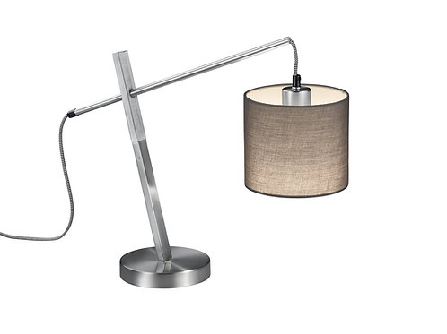 Bordlampe nikkel - Padme