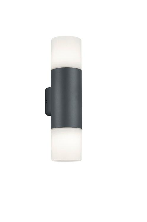 Vegglampe svart - Hoosic
