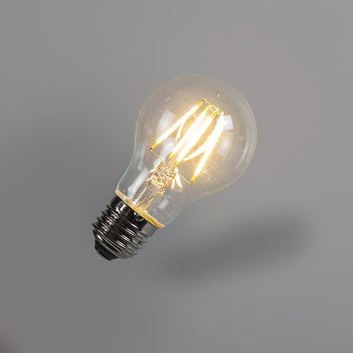 LED lyspære A60 4W 2700K