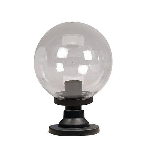Design hagelampe svart - Globe 25 2