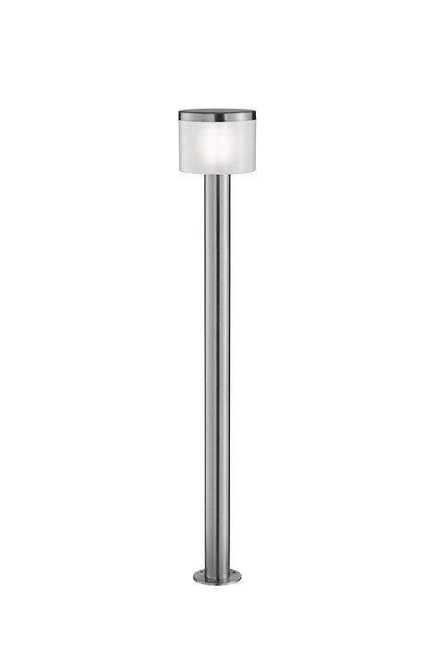 Utelampe sølv LED - Caracas 94