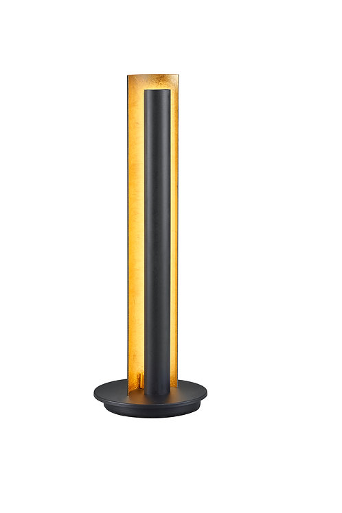 Design bordlampe svart - Texel