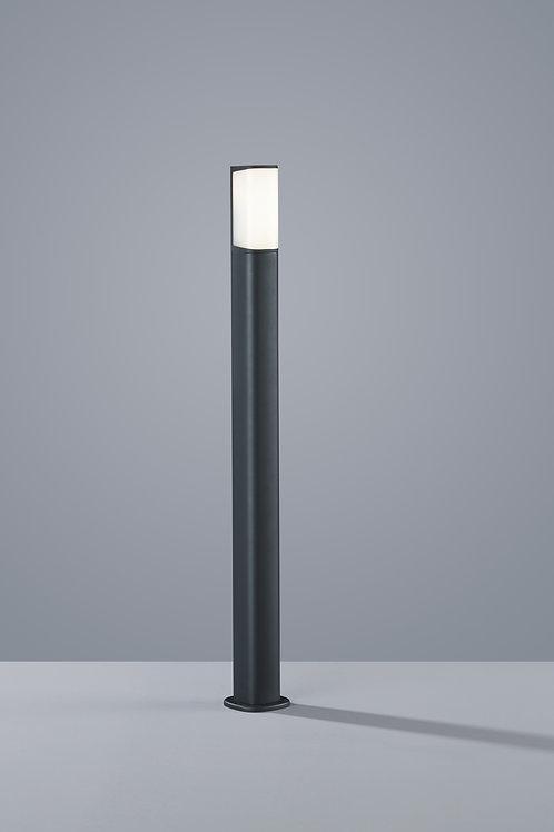 Utelampe antrasitt LED - Ticino 100