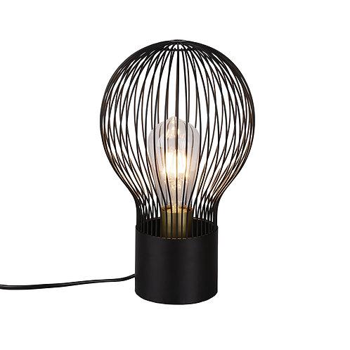 Bordlampe svart - Dave