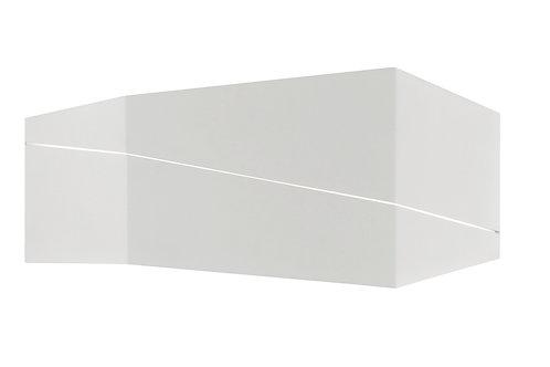 Design vegglampe hvit - Zorro II