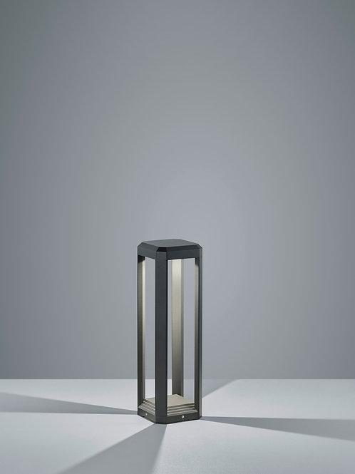 Design utelampe antrasitt LED - Logone 50