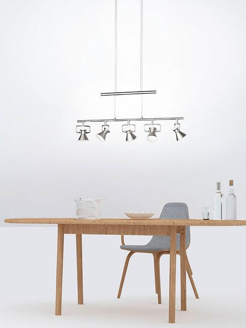 Design hengelampe metall LED - Duke