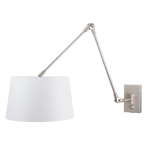 Vegglampe hvit - Gramineus II