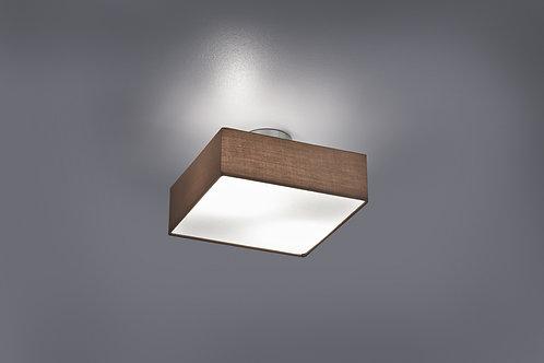 Design taklampe brun - Embassy