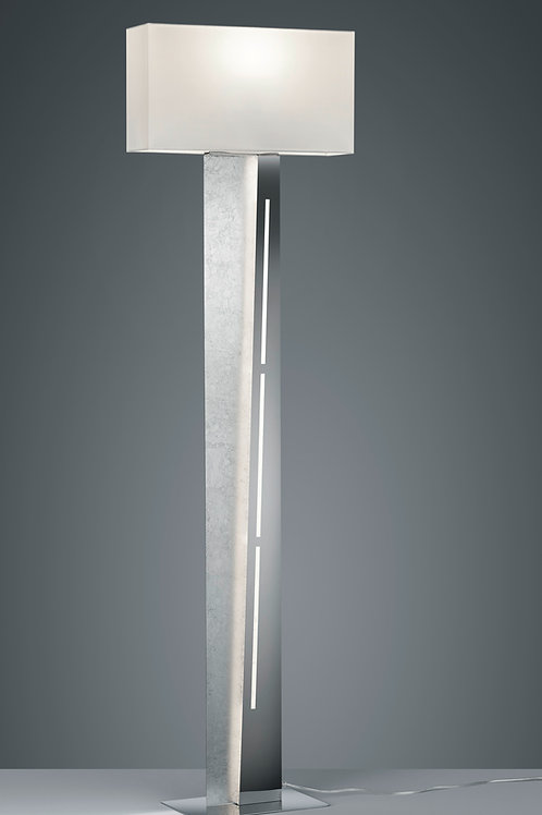 Design gulvlampe hvit LED - Nestor