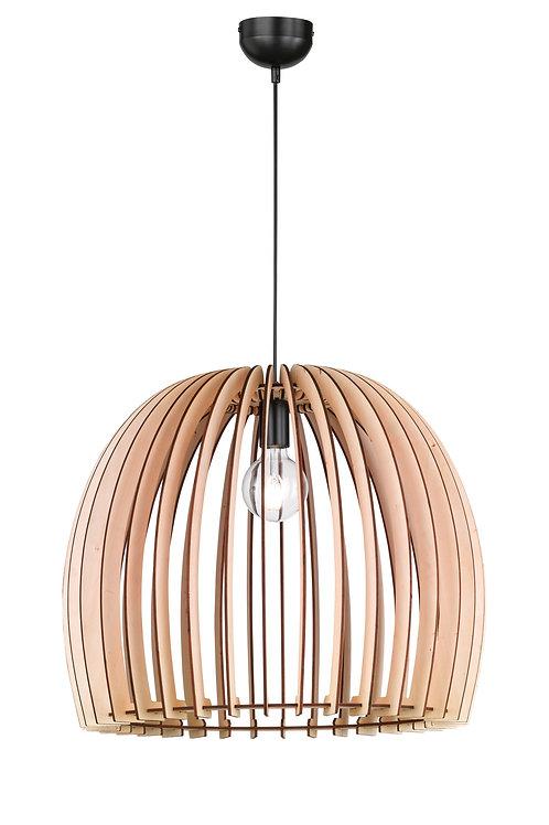 Design hengelampe - Wood 60