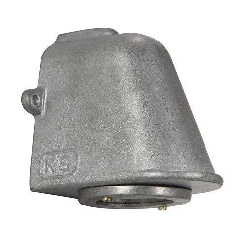 Vegglampe aluminium - Offshore