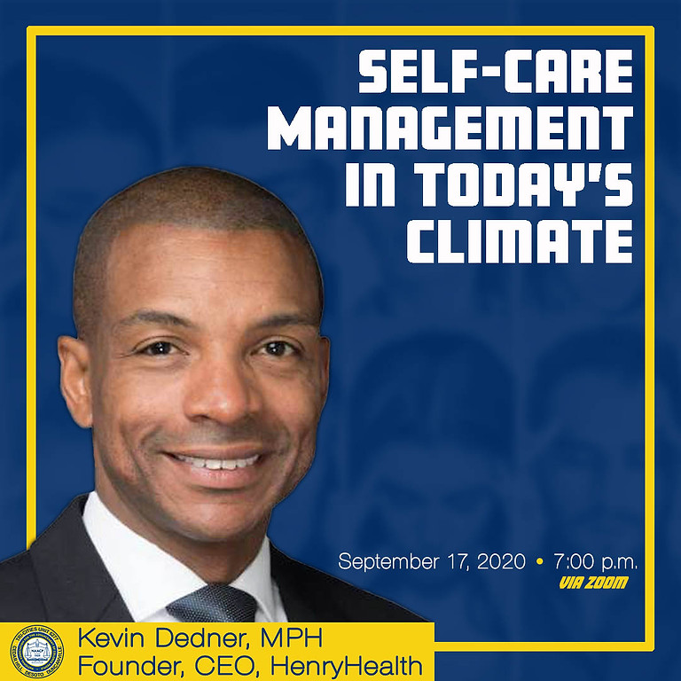 Self-Care Management in Today's Climate