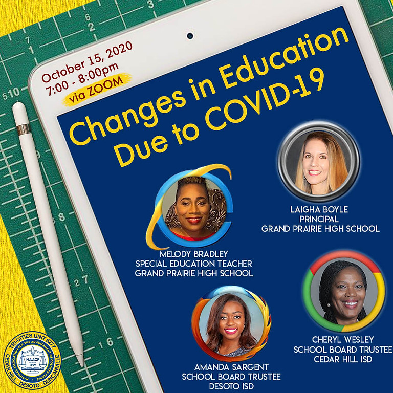 Changes in Education Due to COVID-19