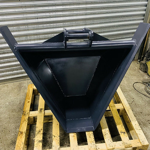 V Bucket to suit 5-8ton Excavator