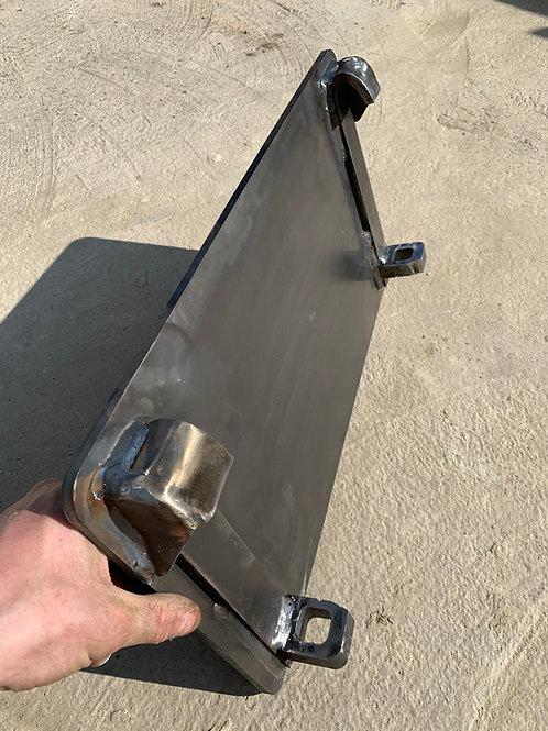 Avant Loader Mounting plate