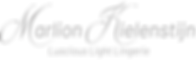 Logo Marlion kielenstijn Luscious Light