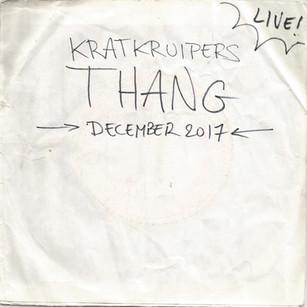 Kratkruipers Live: Thang [Live op het Podcastfestival]