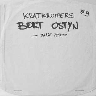 Kratkruipers #9 - Bert Ostyn (Absynthe Minded)