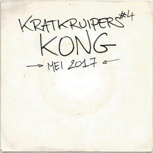 Kratkruipers #4 - Kong
