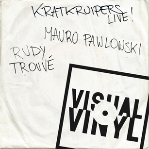 Kratkruipers: Mauro Pawlowski & Rudy Trouvé (Deel 2) [Live op Visual Vinyl]