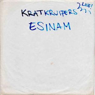 Kratkruipers: Esinam [Live in STUK Leuven] (ENG)