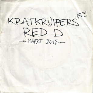 Kratkruipers #3 - Red D