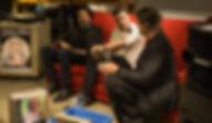 Kratkruipers Live met mauro Pawlowski en Rudy Trouvé