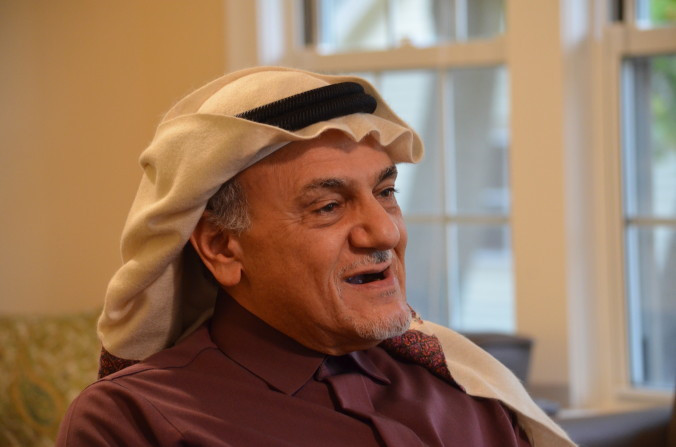 At Home and Abroad: An Interview with Prince Turki bin Faisal Al Saud