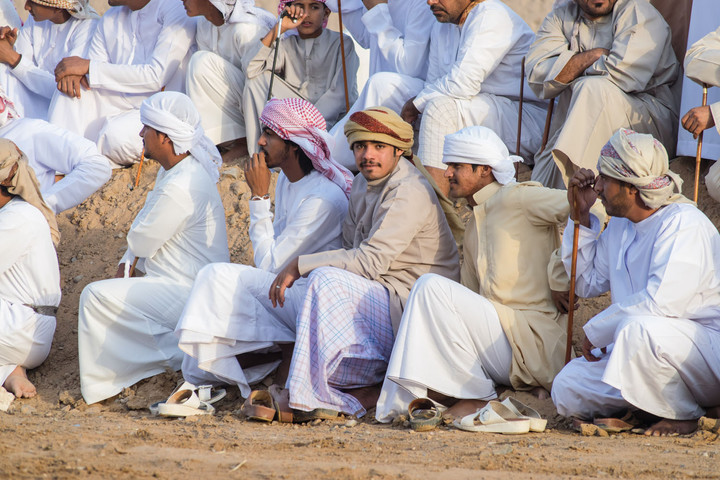 Desert Traditions: Preserving Cultural Heritage in Modern Oman