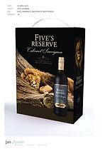 Five's Reserve 3L BIB VS 1 3D Cabernet.j