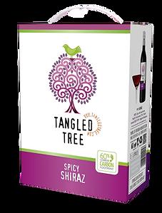 Tangled Tree Spicy Shiraz