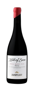 Zandvliet Hill of Enon Shiraz 2016.png