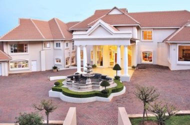 7/10 Exclusive Estates in Gauteng using GLOPortal