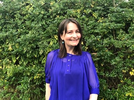 Book Chat: Megan Higginson
