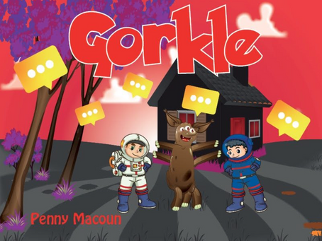 Book review: Gorkle, by Penny Macoun