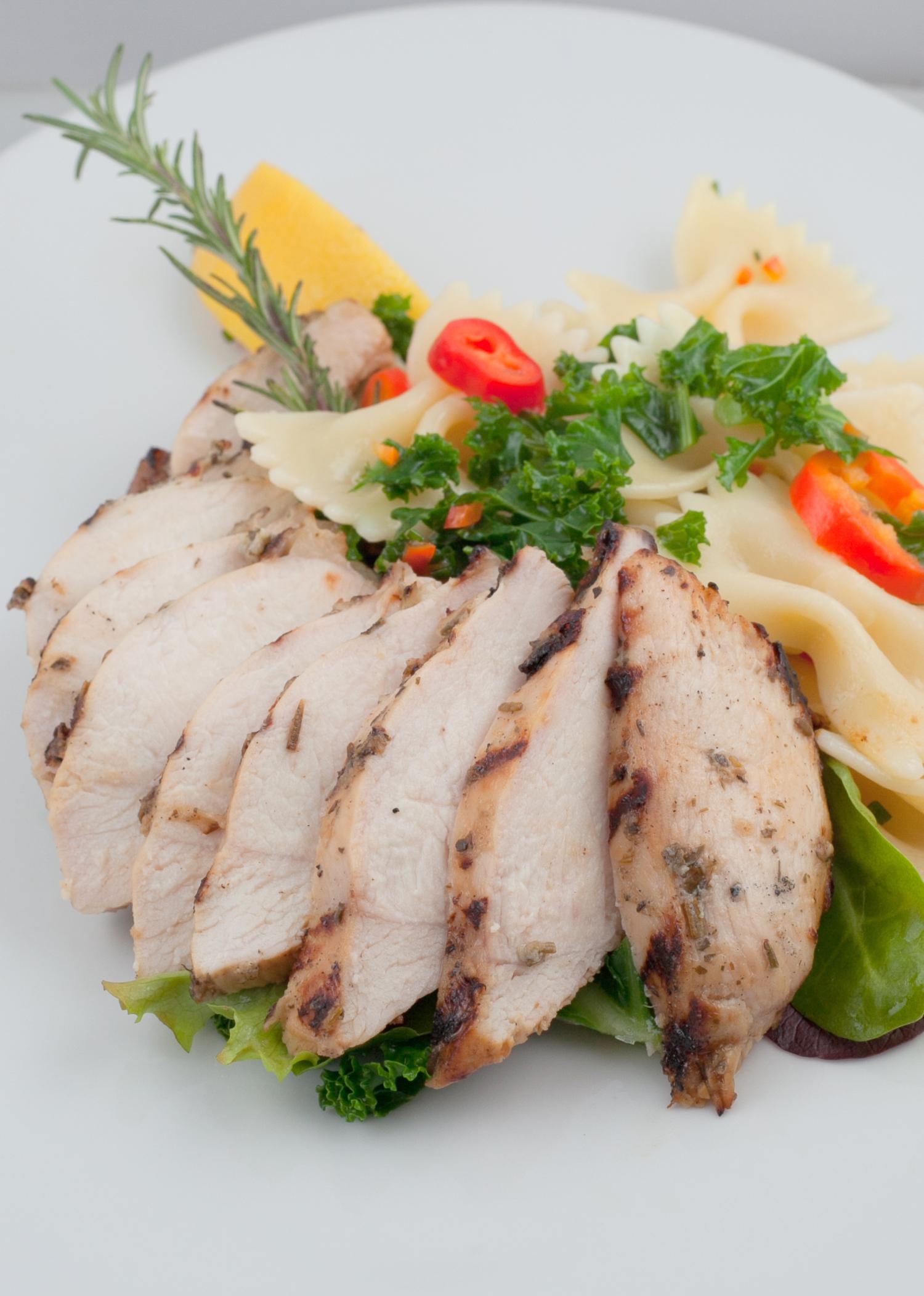 Garlic Herb Chicken Breast