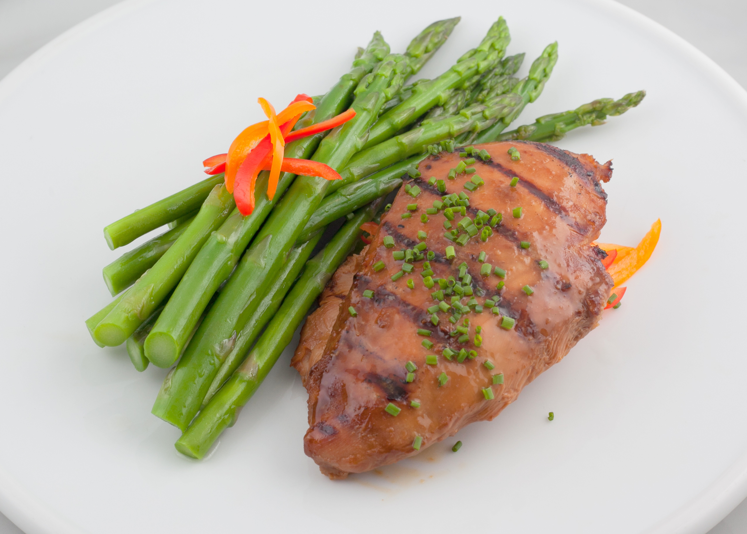 Sweet Ginger Soy Chicken Breast