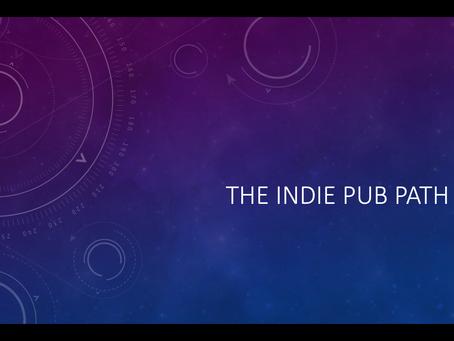 Imaginarium Presentation on Paths to Publishing