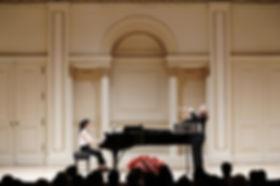 Silvia Denk - Carnegie Hall New York Recital 4/2019